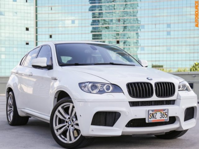 Pre-Owned 2012 BMW X6 M M AWD