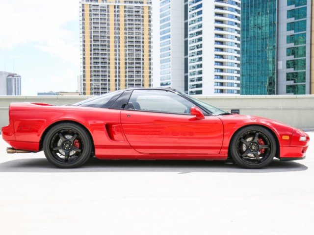 Pre-Owned 1992 Acura NSX Sport