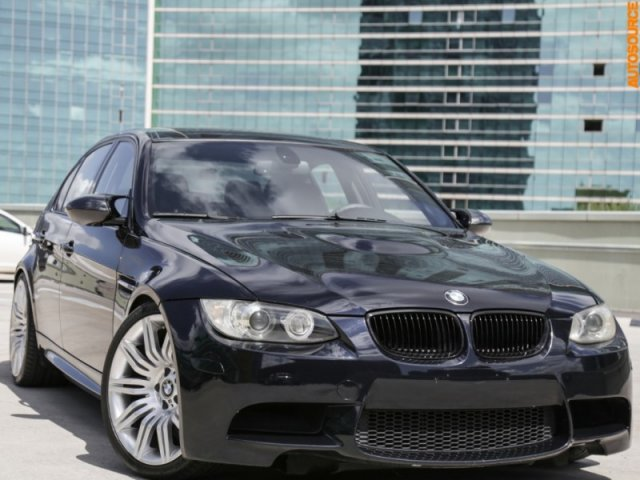 Pre-Owned 2009 BMW M3