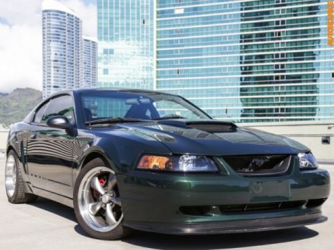 Pre-Owned 2001 Ford Mustang GT
