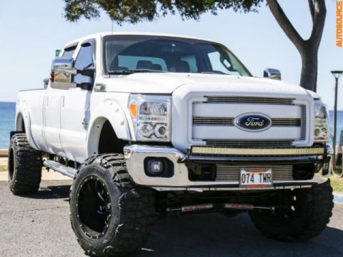 Pre-Owned 2013 Ford Super Duty F-350 SRW