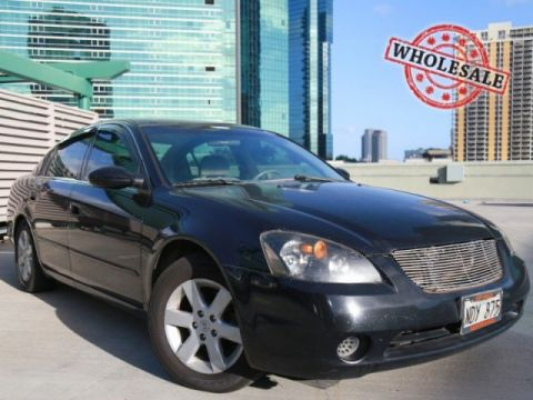 Pre-Owned 2003 Nissan Altima 2.5
