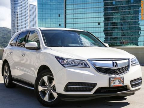 Pre-Owned 2015 Acura MDX