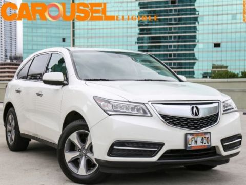 Pre-Owned 2016 Acura MDX ACURA PLUS
