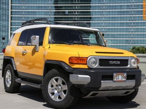 Pre-Owned 2007 Toyota FJ Cruiser 4WD