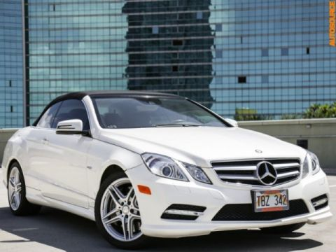 Pre-Owned 2012 Mercedes-Benz E-Class E 550